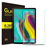 IVSO Screen Protector for Samsung Galaxy TAB S5e,[No-Bubble ] HD Clear Tempered Glass Screen Protector Compatible with Samsung Galaxy Tab S5e SM-T720 (Wi-Fi) SM-T725 (LTE) 10.5' 2019 Release Tablet