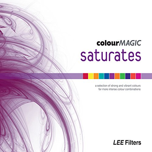 Lee Colour Magic Saturates Studio Filter Kit (25x30cm) [LEECMSAT] by Lee Filters