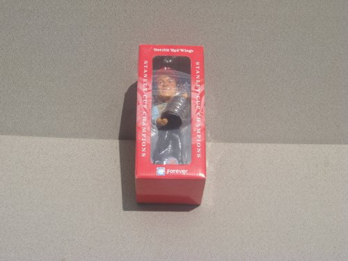 Scotty Bowman Limited Detroit Red Wings Bobble Head 2002 Stanley Cup Champs 8