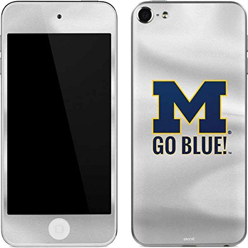 University of Michigan iPod Touch (6th Gen, 2015) Skin - Michigan Go Blue Vinyl Decal Skin For Your iPod Touch (6th Gen, -