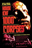 House Of 1000 Corpses : 11 x 17 inches (28cm x 44cm) : movie poster : Rob Zombie