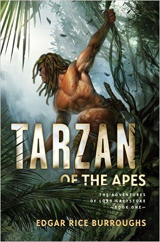 A Tarzan Novel