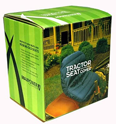 Maxpower 334550 Lawn Tractor Seat Cover