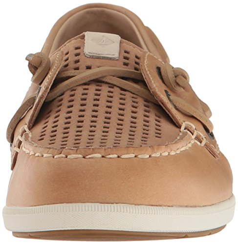 Ivy Boat Top Shoe Women's sider Coil Perf Sperry Tan InpwfCqw
