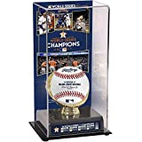 Sports Memorabilia Houston Astros 2017 MLB World Series Champions Sublimated Display Case with Image - Fanatics Authentic Certified