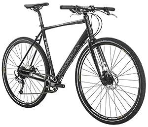 Diamondback Bicycles 2016 Haanjo Metro Complete Commuter Bike, 50cm/X-Small, Black