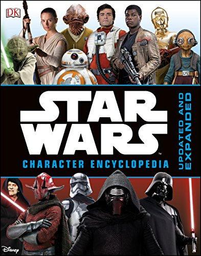 Star Wars™ Character Encyclopedia cover