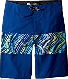 Volcom Big Boys' Macaw Mod 18'' Boardshort, Camper Blue, 27