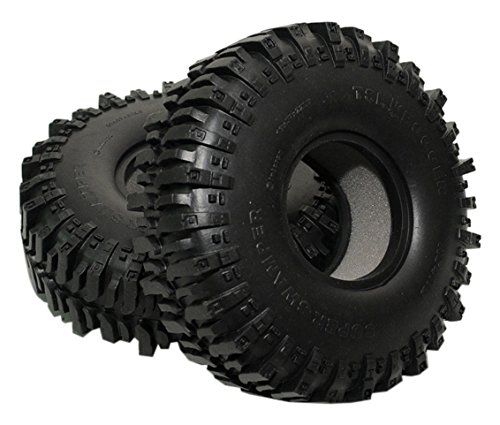 RC4WD Z-T0055 Interco Super Swamper 2.2 TSL, Bogger Scale Tire (Rc Tractor Tires)