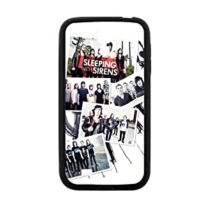 Sleeping With Sirens New Style High Quality Comstom Protective case cover For Samsung Galaxy S4