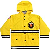 Western Chief Boys Fire Rescue Hero Rain Jacket 2T