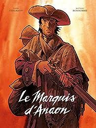 Le Marquis d'Anaon - Intégrale par Fabien Vehlmann