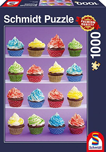 (Schmidt Cupcake Delight Jigsaw Puzzle (1000 Piece) )