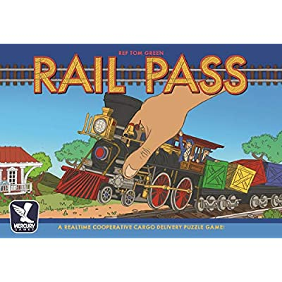 Rail Pass: Toys & Games