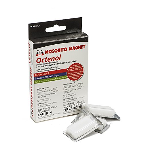 Mosquito Magnet Octenol Biting Insect Attractant, 3 ()