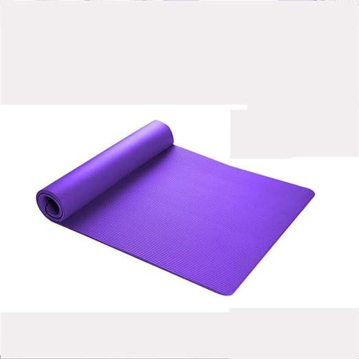kMOoz Esterilla Yoga, Pilates Gimnasio Cuadrado Estera ...