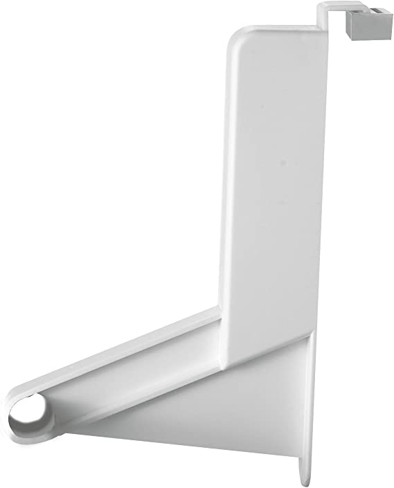 Wenko 3304100 Easy - Toallero de Aluminio para Colgar en Puerta o mampara (3 Ganchos, 63 x 63 cm): Amazon.es: Hogar