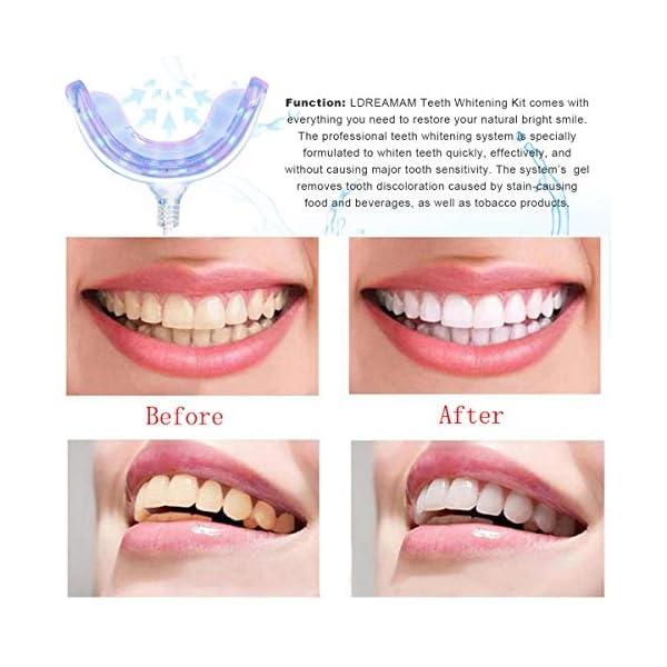 Kits de blanchiment,Kit Blanchiment Dentaire,Gel Blanchiment Dentaire,LED Lampe Dentaire,Gel de blanchiment des dents…