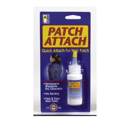 Beacon Patch Attach-1oz (Police Dept Patch)