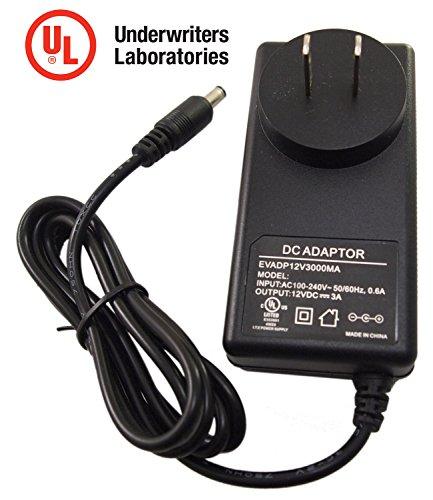 12v ac adapter 3a - 6
