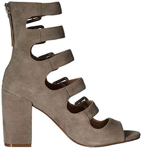 Cool Laundry Twilight Suede Taupe Chinese Dress Women's Sandal SZwxUCq