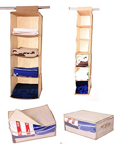 BE Essential Storage Organizer Shelving