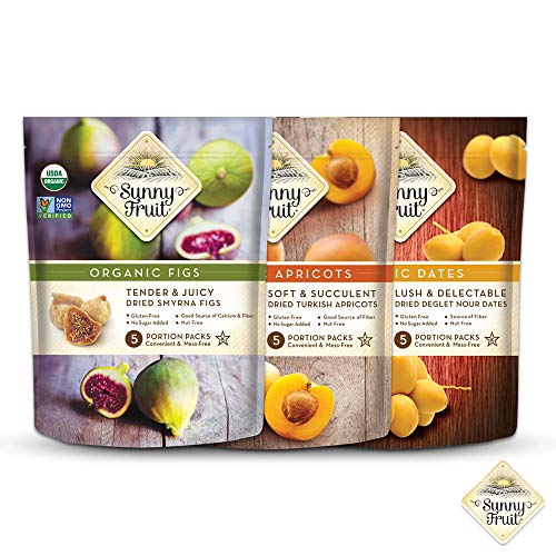 ORGANIC Dried Fruit Assortment Preservatives product image