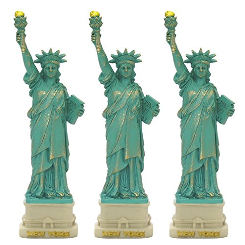 City-Souvenirs (3 Pack) New York City Party Supplies, 3.9