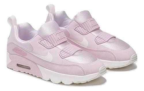 cdbc30f779 Nike Toddler's Air Max Tiny 90 (PS) Shoe Arctic Pink/Sail 881926 600