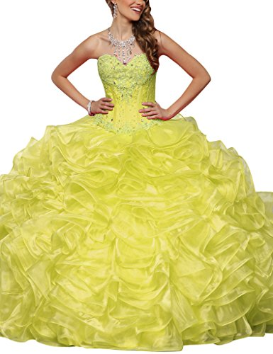 dresses for the damas in a quince - 3