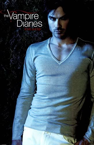 Somerhalder Vampire Diaries Poster inches product image