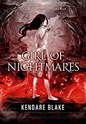 Girl of Nightmares (Anna Dressed in Blood Series Book 2)