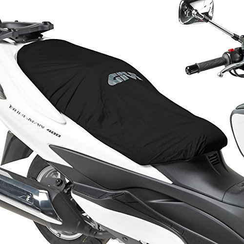Roller Sitzbankabdeckung Honda Forza 125 Givi S210 Schwarz