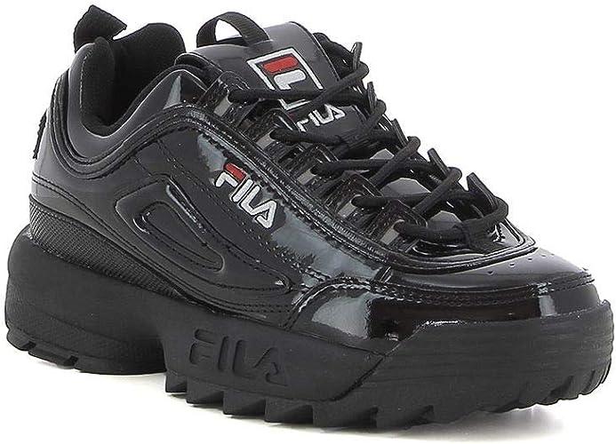 Fila Wmn Disruptor Low 1010746-1fg, Zapatillas para Mujer ...