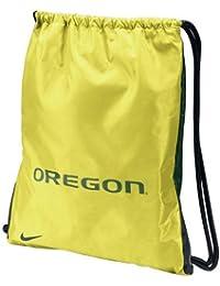 Oregon Ducks Yellow-Green Home & Away Gym Bag