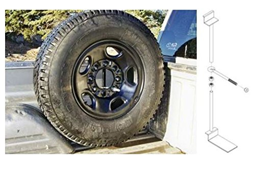 Titan Fuel Tanks 9901330000 Tire Mount ()