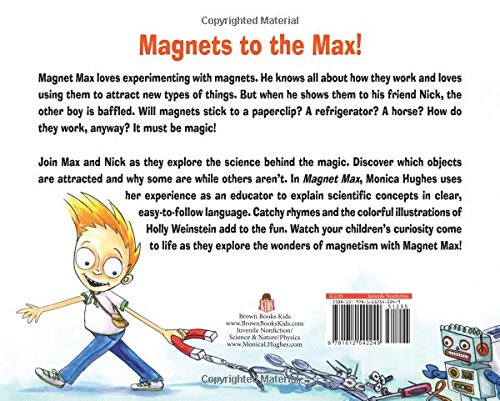 Magnet Max (Learning League)