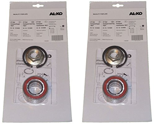 30x37 mm 2 x Support 1.224.800 actions ALKO 60 Ecolager de stockage compact Accessoires