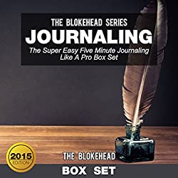 Journaling: The Super Easy Five Minute Journaling Like a Pro (Box Set)