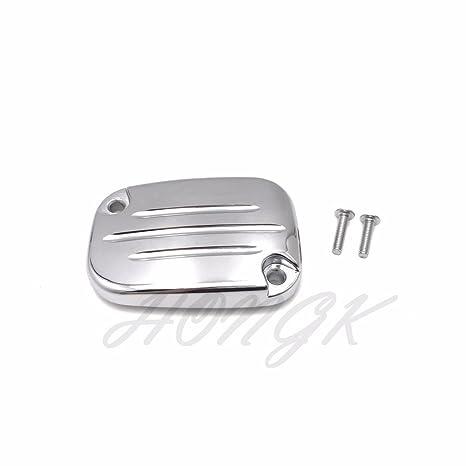 HK MOTO- Front Left Clutch Master Cylinder Cover Fits 06-17 VRSC