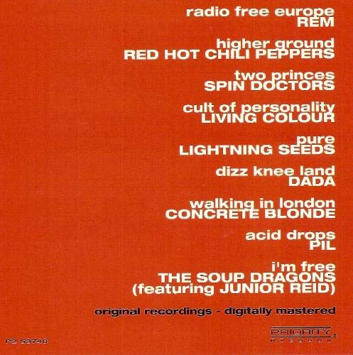 Cutting Edge, Vol. 2: Best of Modern Rock Hits]()