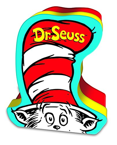 Ravensburger Dr. Seuss: The Cat Hat Shaped Box Floor Puzzle 25 Piece Jigsaw Puzzle for Kids – Every Piece is Unique, Pieces Fit Together Perfectly