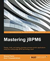 Mastering jBPM6 Front Cover