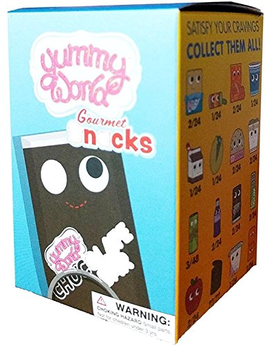 Vinyl Figure Kidrobot (Kidrobot Yummy World Gourmet Snacks Blind Box Vinyl Figure)