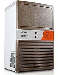 90kg 24h Commercial Ice Maker Ice Making Machine For Bar 220V