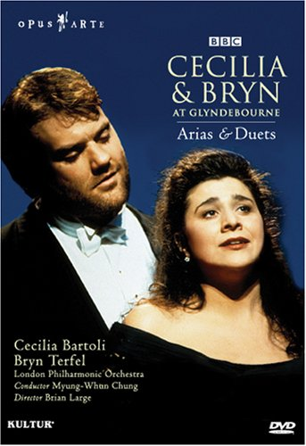 Cecilia and Bryn at Glyndebourne - Arias and Duets / Opus Arte, Bryn Terfel, Cecilia - Live Italian Charm