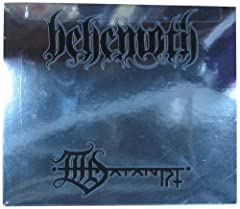 2014 release, the 10th studio album from the Polish Blackened Death Metal band. The Satanist was produced by Behemoth, Wojtek and Slawek Wieslawscy and Daniel Bergstrand at Hertz Studio. The CD was mixed by Matt Hyde and mastered by Ted Jense...