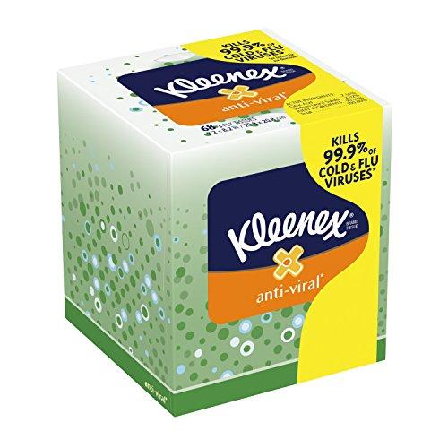 Kleenex Anti-Viral† Facial Tissues, 68 ct, (Pack of 27)