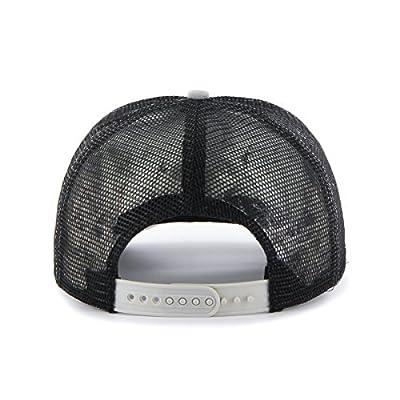 MLB Chicago White Sox Women's Glimmer Captain Adjustable Snapback Hat, Black