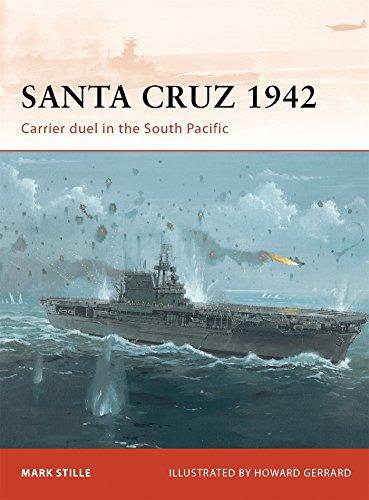 Santa Island - Santa Cruz 1942: Carrier duel in the South Pacific (Campaign)